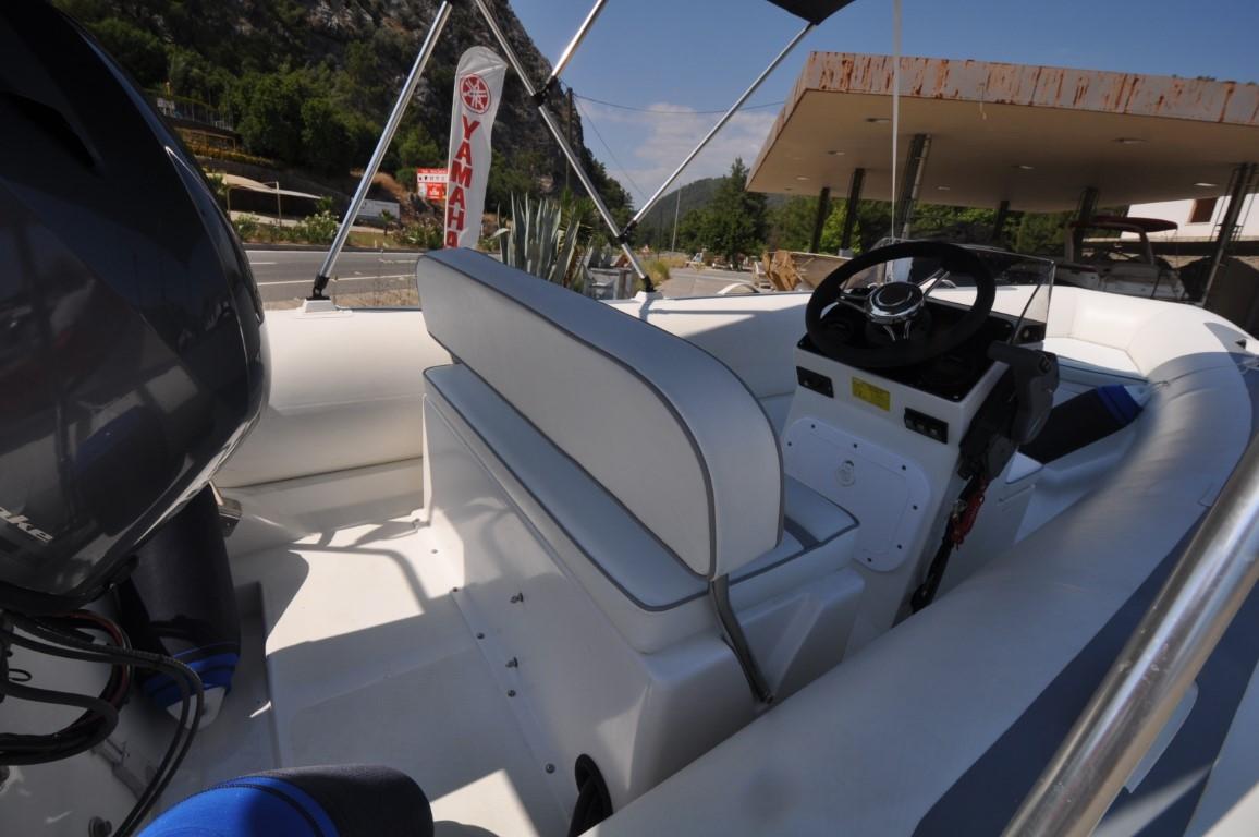 ENMA 410 - 450 - 470 CONSOLE | Enma Marine