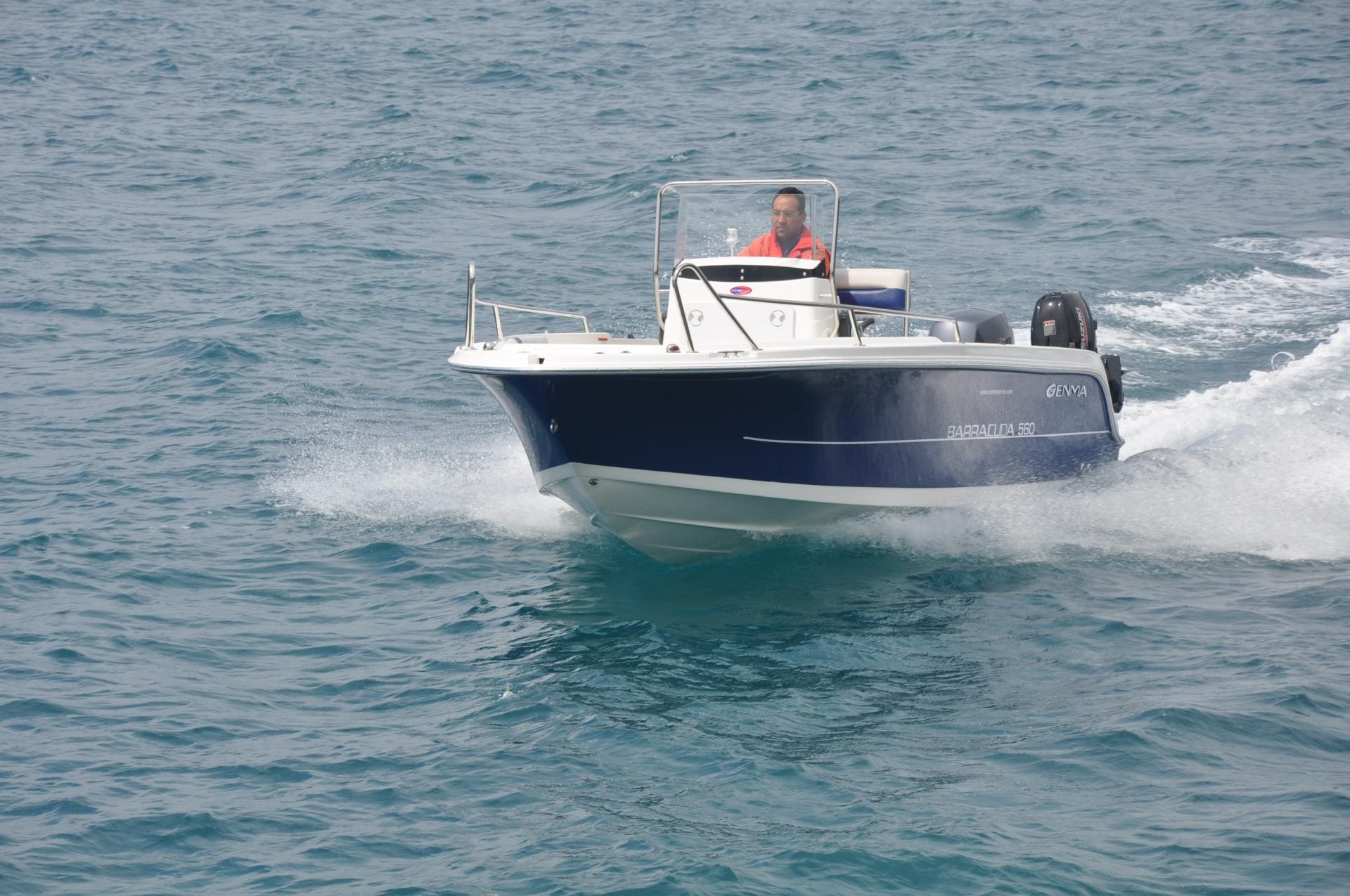 enma 560 barracuda enma marine